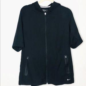 Nike Tech Short Sleeve zip-up